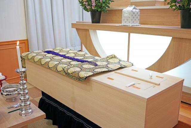 『納棺』についてのご説明を公開しました。